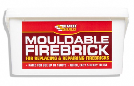 Mouldable Fire Brick